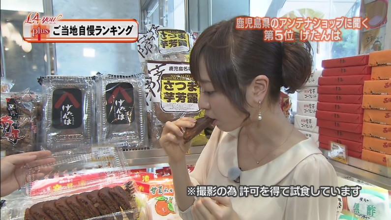 【疑似フェラキャプ画像】タレント達が食レポしてる時の顔がエロすぎて思わずチ〇コいじりたくなるw 09