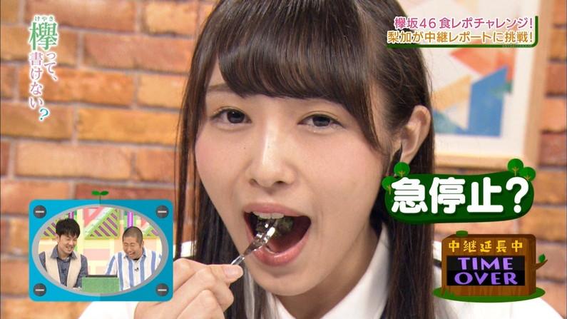 【疑似フェラキャプ画像】タレント達が食レポしてる時の顔がエロすぎて思わずチ〇コいじりたくなるw 23