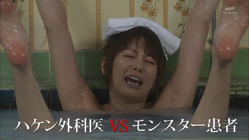 【入浴キャプ画像】セクシー女優が見せたドラマなどの入浴シーンww 05