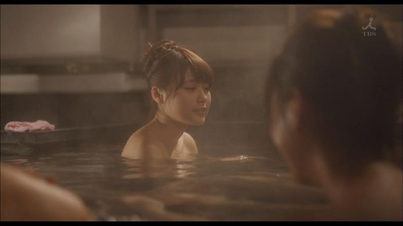 【入浴キャプ画像】セクシー女優が見せたドラマなどの入浴シーンww 15