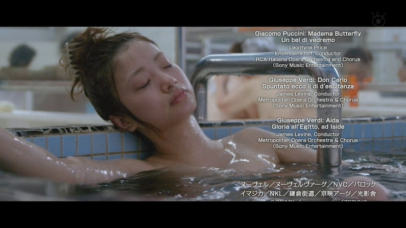 【入浴キャプ画像】セクシー女優が見せたドラマなどの入浴シーンww 24