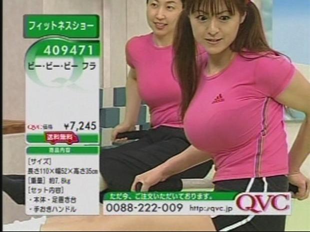 【着衣巨乳キャプ画像】巨乳タレントって服着ててもオッパイの存在感って半端ないよなw 10