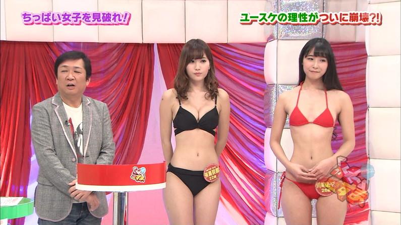 【水着キャプ画像】水着モデルとして出てくる女の子もいい体してるよなw 12