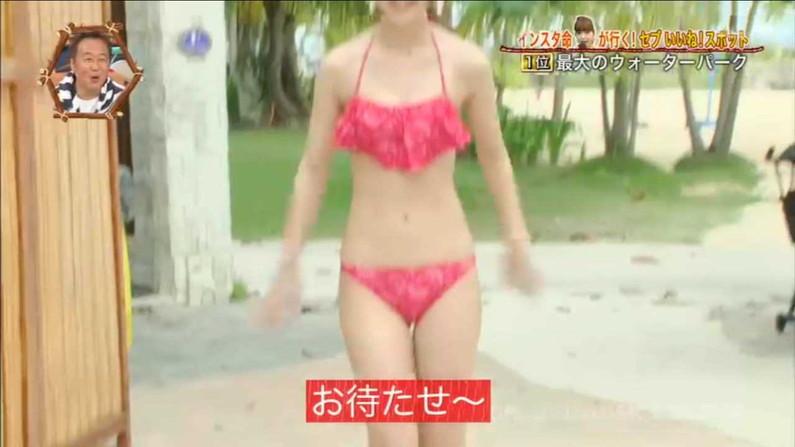 【水着キャプ画像】水着モデルとして出てくる女の子もいい体してるよなw 22