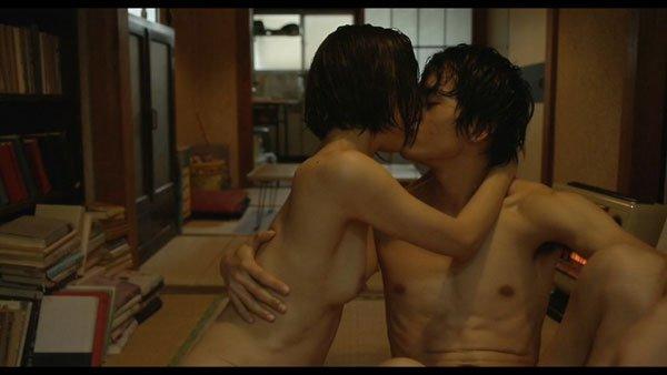 【濡れ場キャプ画像】女優さん達のセックスシーンてマジで挿入してるとかあるわけ?w 03