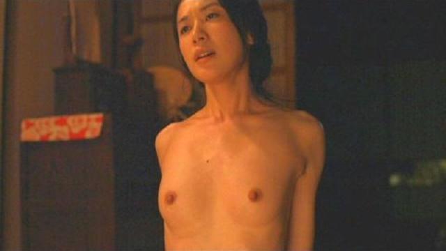 【濡れ場キャプ画像】女優さん達のセックスシーンてマジで挿入してるとかあるわけ?w 20