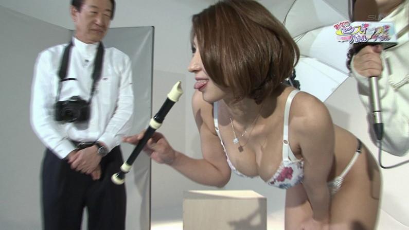 【お宝エロ画像】下着姿の美女達が「セクトレ」とか言ってエロい動きさせられてたw 26
