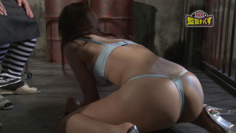 【お宝エロ画像】下着姿の美女達が「セクトレ」とか言ってエロい動きさせられてたw 47
