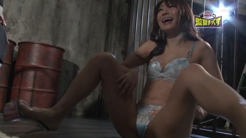 【お宝エロ画像】下着姿の美女達が「セクトレ」とか言ってエロい動きさせられてたw 48
