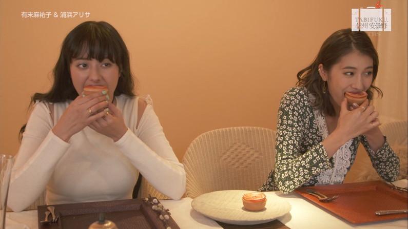 【疑似フェラキャプ画像】タレントさんの食レポ見てるとやっぱりフェラ顔にしか見えないw 05