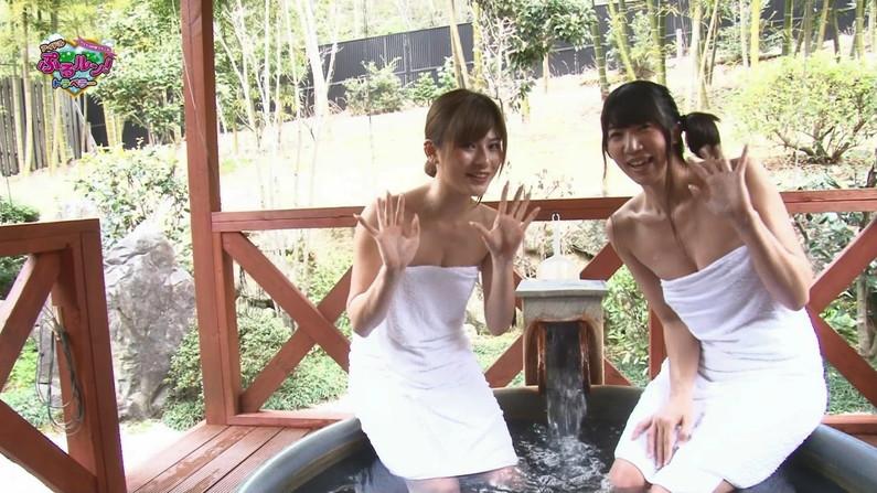 【温泉キャプ画像】合法的に女湯覗けるなんかテレビの温泉レポの時くらいしかないよなw 20