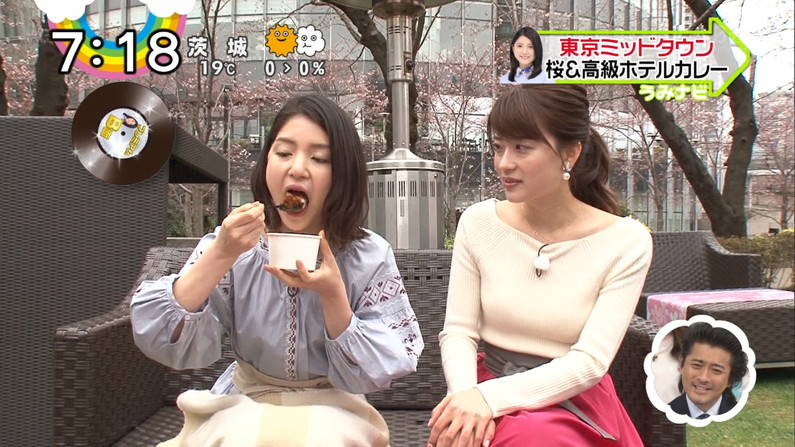 【疑似フェラキャプ画像】そんなエロい顔して食レポするからチ〇コ咥えてるみたいに見えるんだよw 01