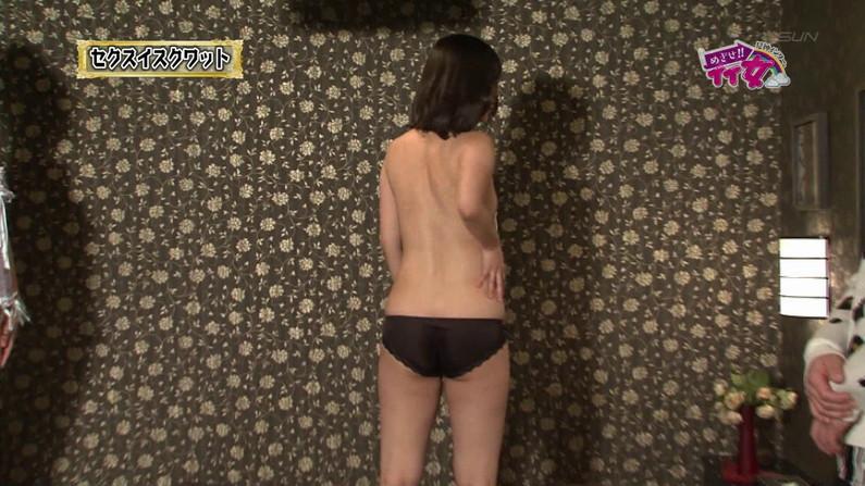 【お宝エロ画像】ケンコバをTバック美女が露骨なエロいポーズで誘惑しまくりw 10