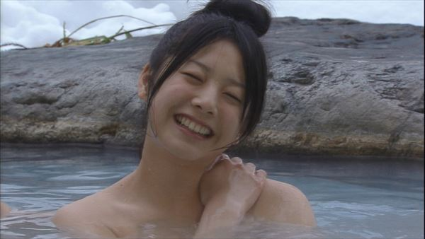 【温泉キャプ画像】温泉レポする女性タレントの姿ってやっぱエロいよなw 19