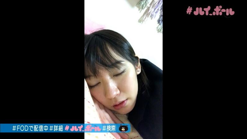 【寝顔キャプ画像】こんな可愛い寝顔した女の子が隣に寝てたら絶対悪戯しちゃうよなw 06