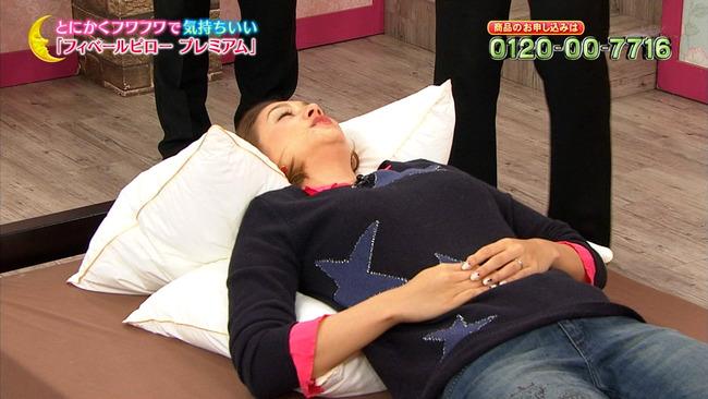 【寝顔キャプ画像】こんな可愛い寝顔した女の子が隣に寝てたら絶対悪戯しちゃうよなw 07