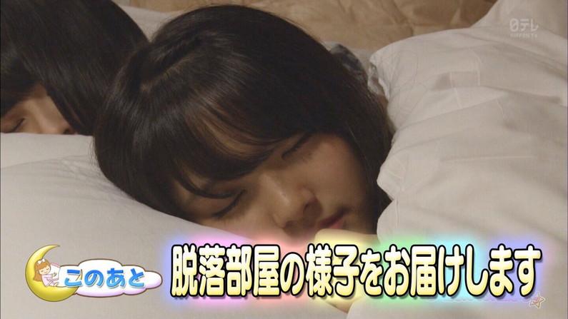 【寝顔キャプ画像】こんな可愛い寝顔した女の子が隣に寝てたら絶対悪戯しちゃうよなw 11