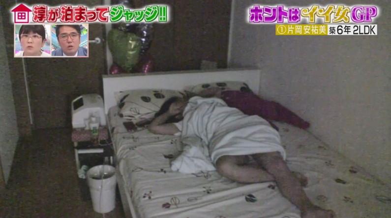 【寝顔キャプ画像】こんな可愛い寝顔した女の子が隣に寝てたら絶対悪戯しちゃうよなw 15