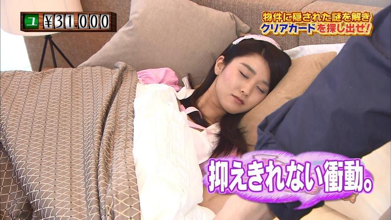 【寝顔キャプ画像】こんな可愛い寝顔した女の子が隣に寝てたら絶対悪戯しちゃうよなw 17