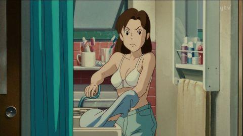 【アニメキャプ画像】テレビでやってたアニメのちょっとエッチなシーンww 07