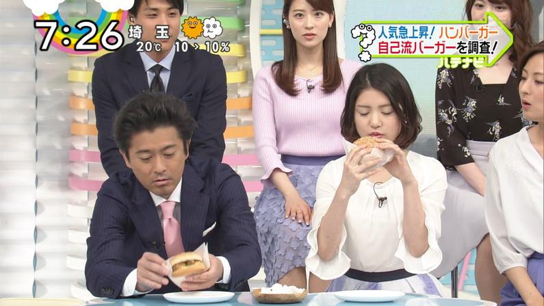 【疑似フェラキャプ画像】食レポの時になるとフェラしてる時の顔そっくりになっちゃうタレント達w 11