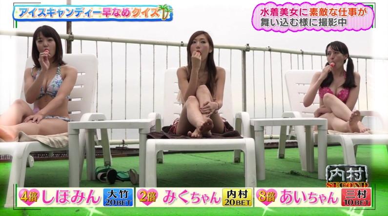 【足裏キャプ画像】美人なタレントさん達の足の裏に興奮するとか言う変態ちょっと来てみろw 16