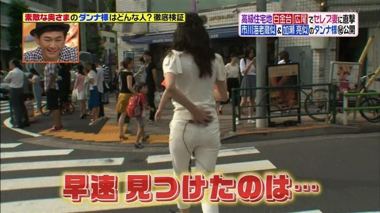 【お尻キャプ画像】パンツラインまで見えちゃってるタレントさん多くない?w 14