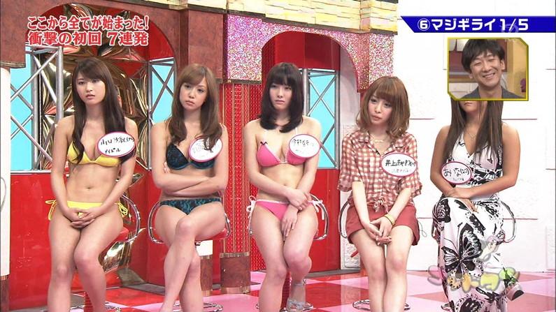 【水着キャプ画像】今年もそろそろ新作の水着着た美女がテレビに映るころじゃないか?w 13