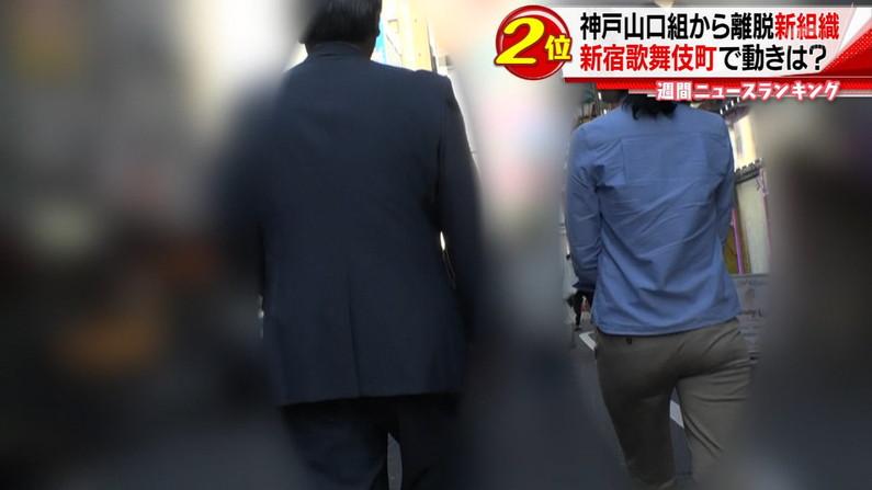 【お尻キャプ画像】タレント達のピタパン履いた後ろ姿がエロすぎて、お尻アングルなってるw 11