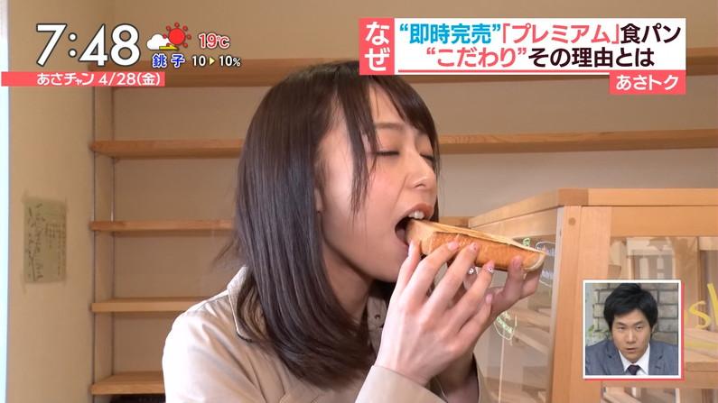 【疑似フェラキャプ画像】やっぱりタレント達が食レポすると卑猥な顔に見えるよなw