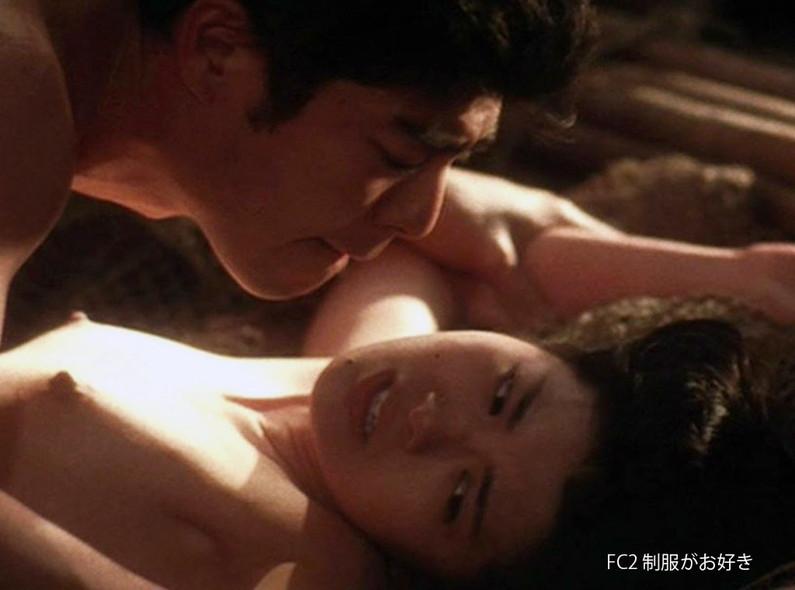 【濡れ場キャプ画像】女優さんが演じる濡れ場のシーンってちょっとしたAVよりエロいよなw 15