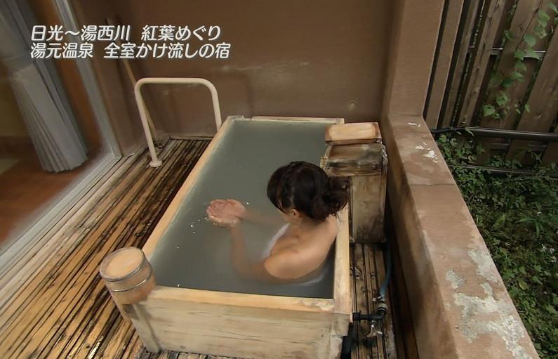 【温泉キャプ画像】いつも際どい所までは見せてくれるんだけど、やっぱりそれ以上を期待する温泉レポw 04