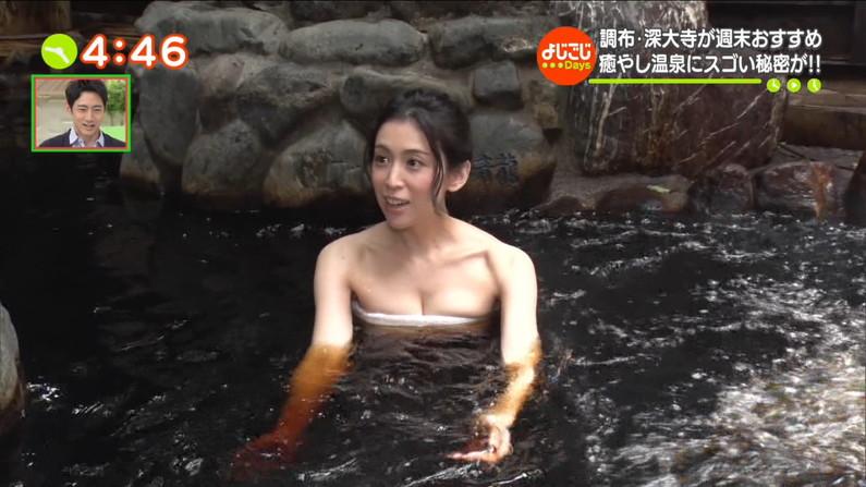 【温泉キャプ画像】いつも際どい所までは見せてくれるんだけど、やっぱりそれ以上を期待する温泉レポw 11