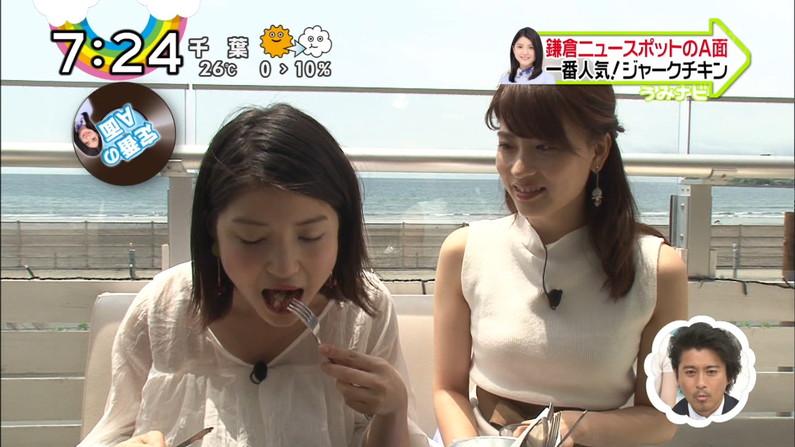 【疑似フェラキャプ画像】エロ顔満開で食レポする淫乱そうなタレント達ww 05