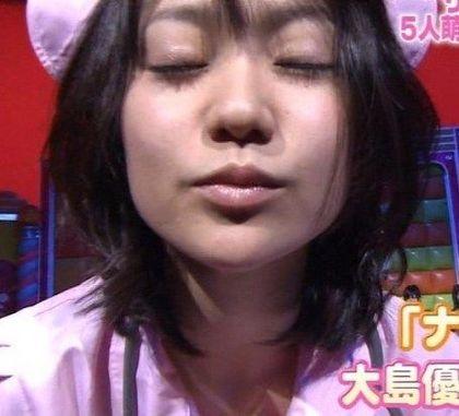 【キスキャプ画像】テレビ見てるとドキッとしちゃうキス顔やキスシーンw 01