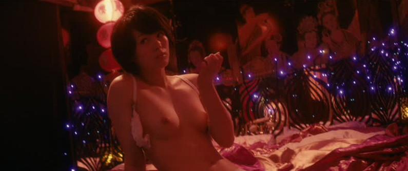 【濡れ場キャプ画像】女優たちがオッパイ丸出しで演じる濡れ場がヤバいww 23