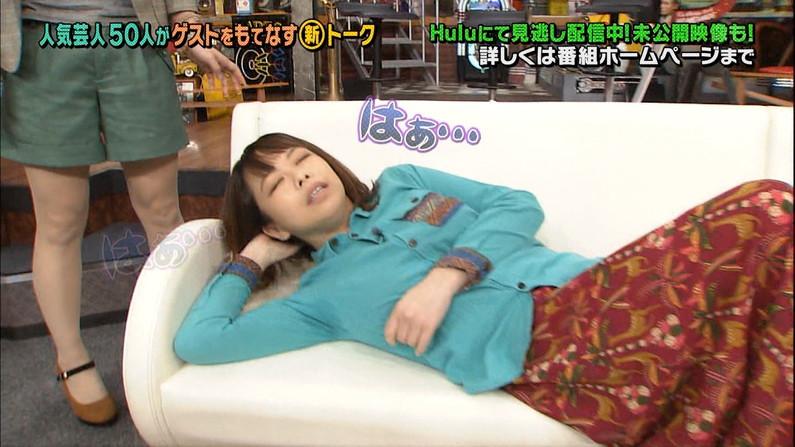 【寝顔キャプ画像】テレビで無防備な寝姿を披露されちゃったタレント達w 05