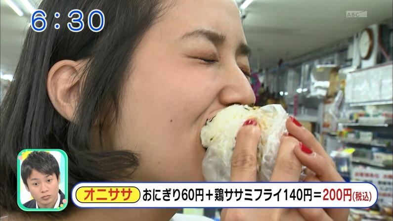【疑似フェラキャプ画像】食レポでそんなエロい顔して一体何を考えてるんでしょうね?w 23