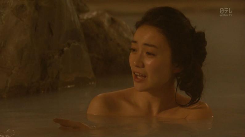 【入浴キャプ画像】ドラマとかで放送された女優さんのセクシーな入浴シーンw 06