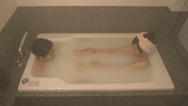 【入浴キャプ画像】ドラマとかで放送された女優さんのセクシーな入浴シーンw 13