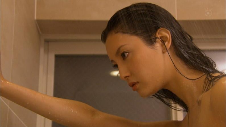 【入浴キャプ画像】ドラマとかで放送された女優さんのセクシーな入浴シーンw 14
