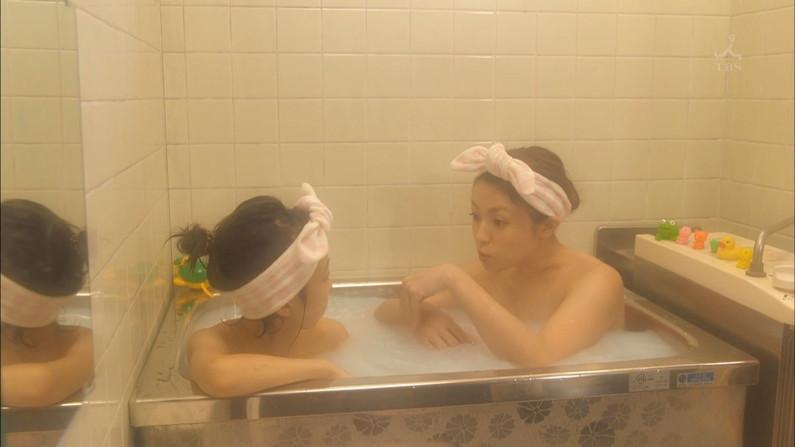 【入浴キャプ画像】ドラマとかで放送された女優さんのセクシーな入浴シーンw 19
