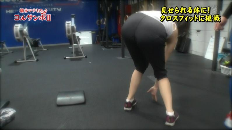 【お尻キャプ画像】ピタパン履いたお尻の形がくっきりなタレント達w 05