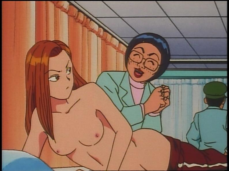 【アニメキャプ画像】ひと昔だったらアニメでもこんなにオッパイ丸出しだったのにw 06
