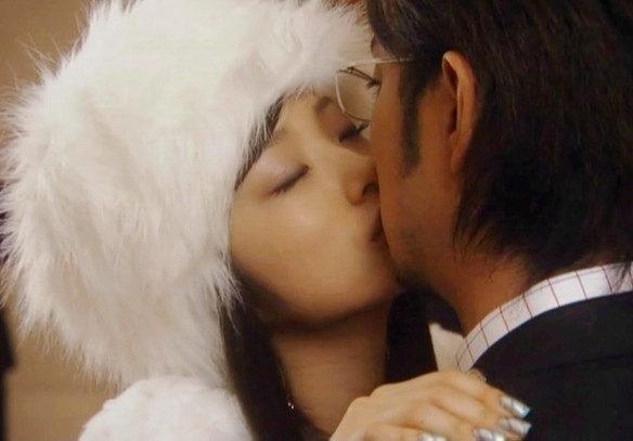 【キステレビキャプ画像】見てるこっちがドキドキしちゃうドラマなどのキスシーンやキス顔w 01