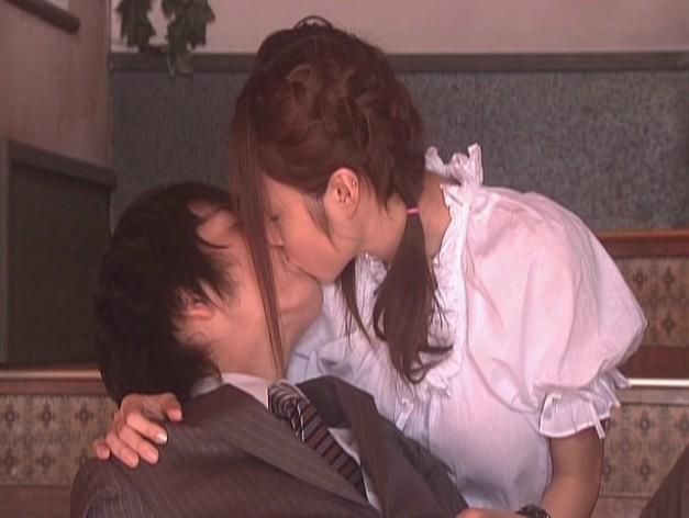 【キステレビキャプ画像】見てるこっちがドキドキしちゃうドラマなどのキスシーンやキス顔w 06
