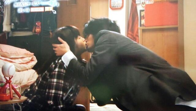【キステレビキャプ画像】見てるこっちがドキドキしちゃうドラマなどのキスシーンやキス顔w 12