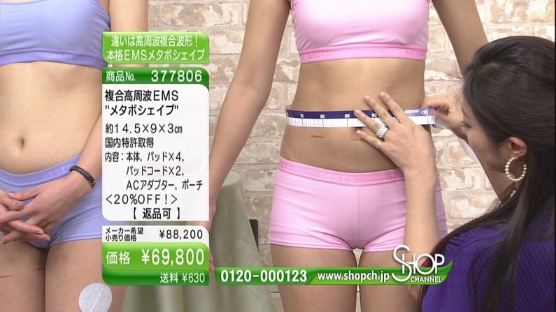 【へそチラキャプ画像】テレビに映る美女達のセクシーなくびれボディーとおへそがエロいw 19