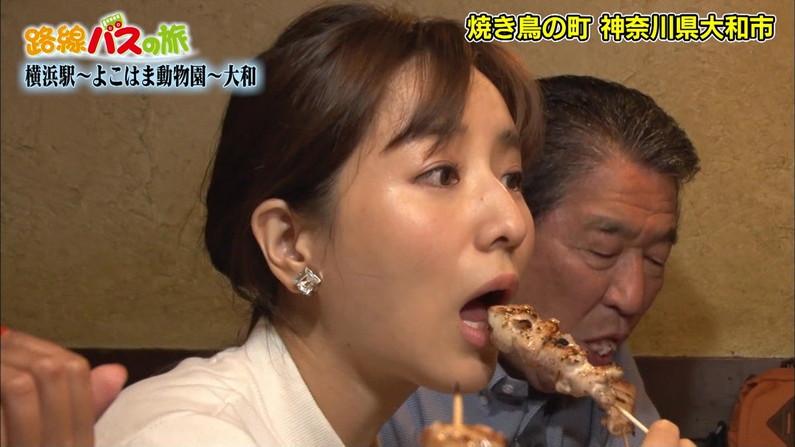 【疑似フェラキャプ画像】食レポするタレント達の表情が、どう見てもフェラ顔にしか見えないw 14