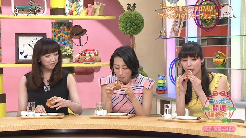 【疑似フェラキャプ画像】食レポするタレント達の表情が、どう見てもフェラ顔にしか見えないw 17